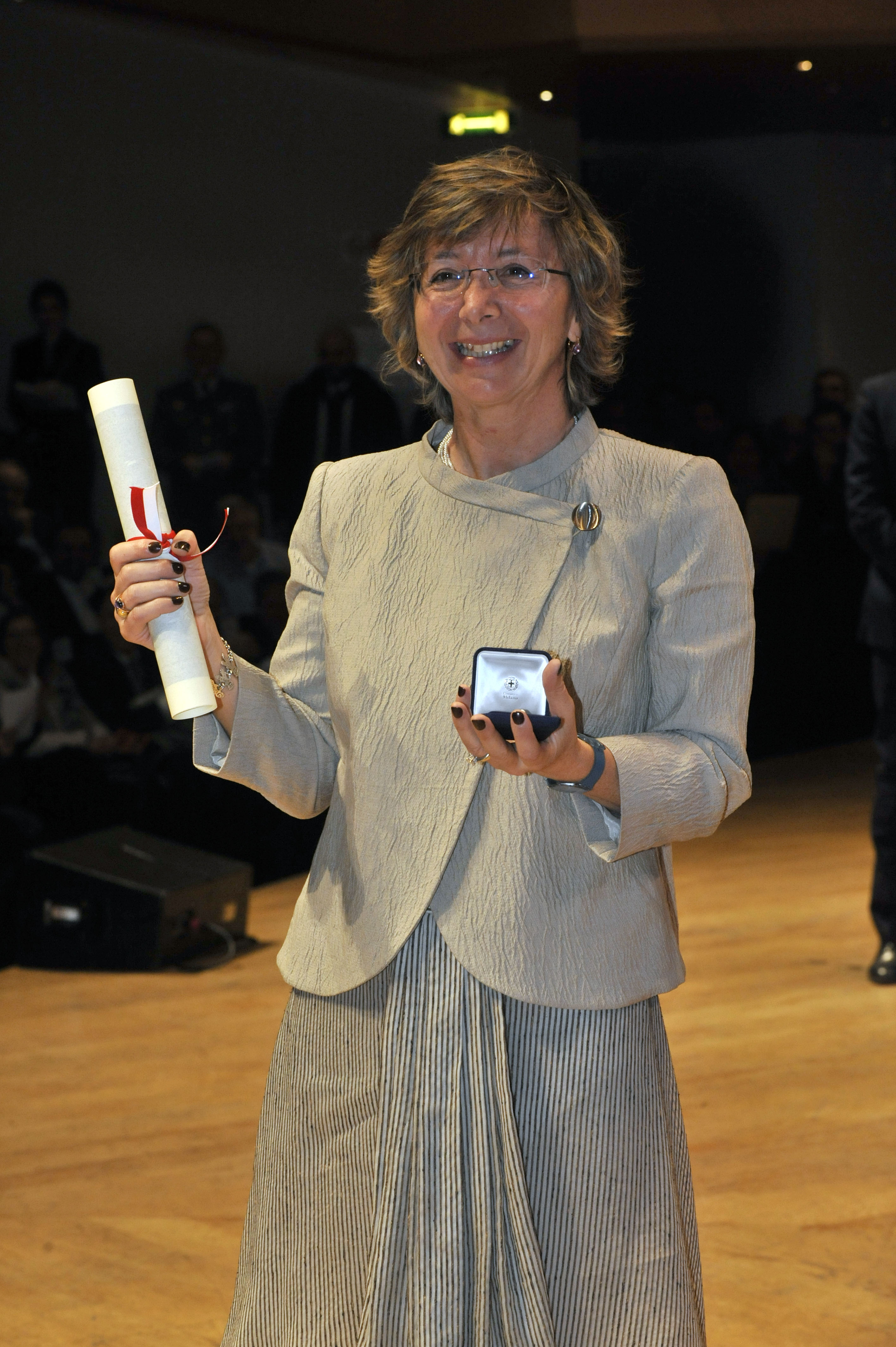 Dana Branzei - Premiazione